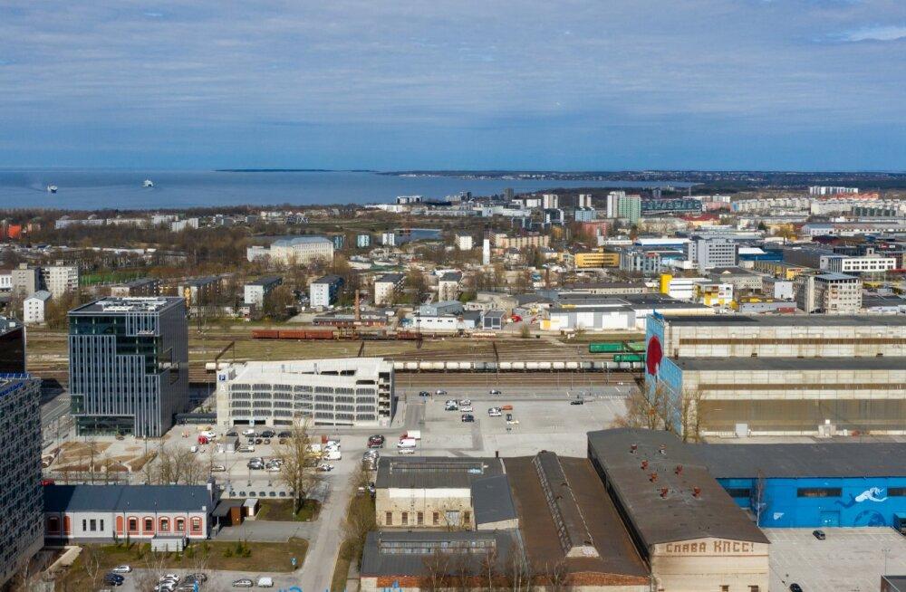 Raha pole kuhugi kadunud: jõukurid vedasid Tallinna korterituru üles