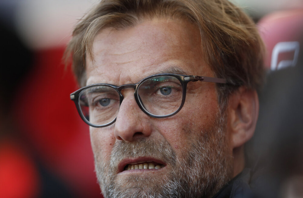 Jürgen Klopp: kui mõni UEFA ametnik oleks Dortmundi bussis olnud, poleks mängu nii ruttu peetud