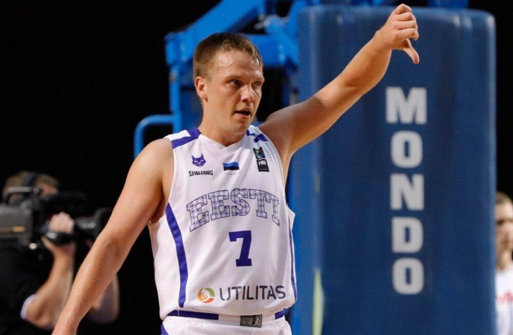 Hästi või halvasti? Sten Sokk ja Eesti korvpallikoondis teenisid kiidusõnu, kuid Euroopa esimesse poolde ei pääsenud.