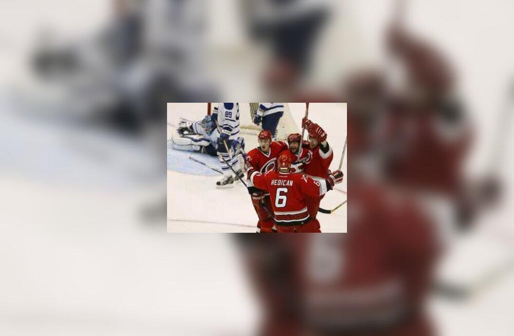 Carolina Hurricanes, NHL