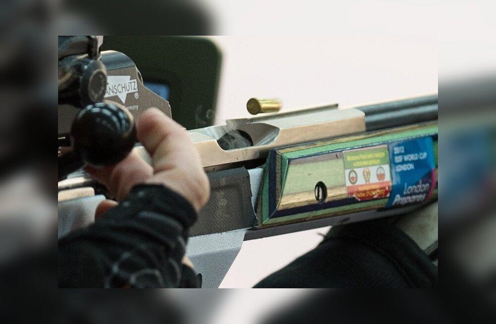 Field Target laskmise meistrivõistluste finaal Kiilis