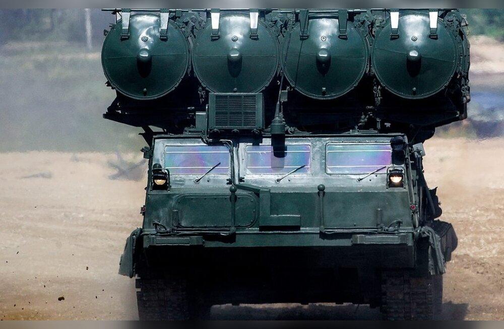 Россия передаст Сирии комплексы С-300 в ответ на инцидент с Ил-20