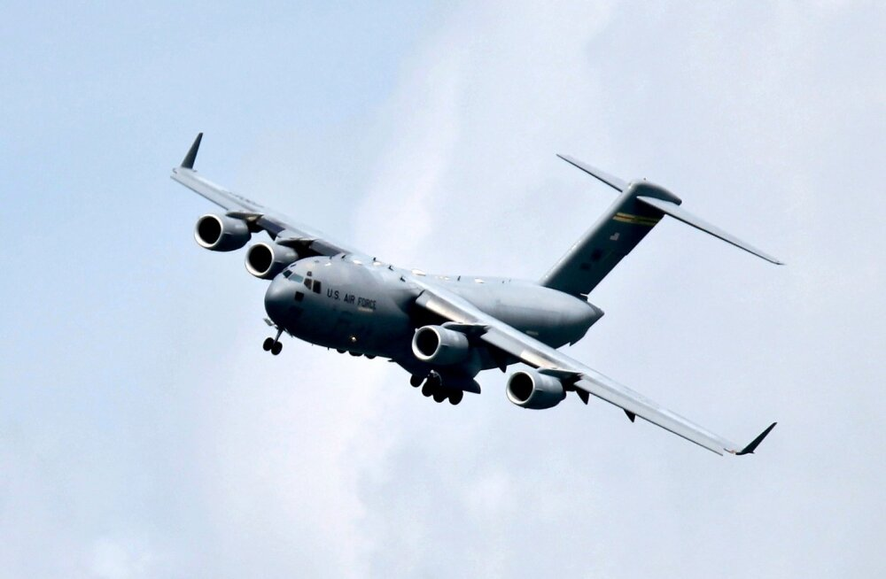 Transpordilennuk Boeing-C17