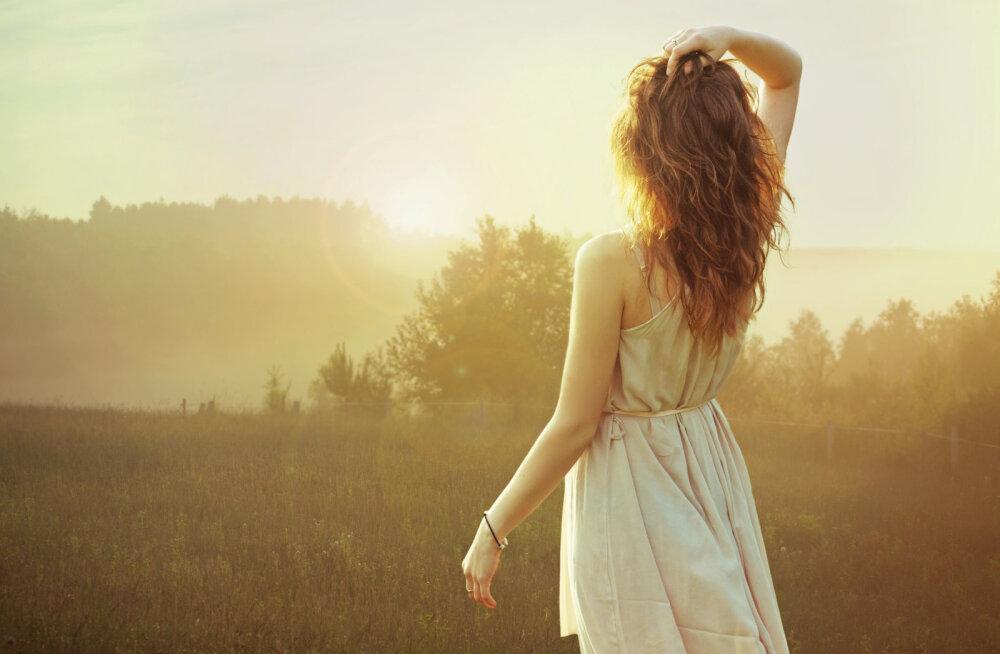 Sa ei tõmba oma ellu seda, mida tahad, vaid seda, mis sa parasjagu oled