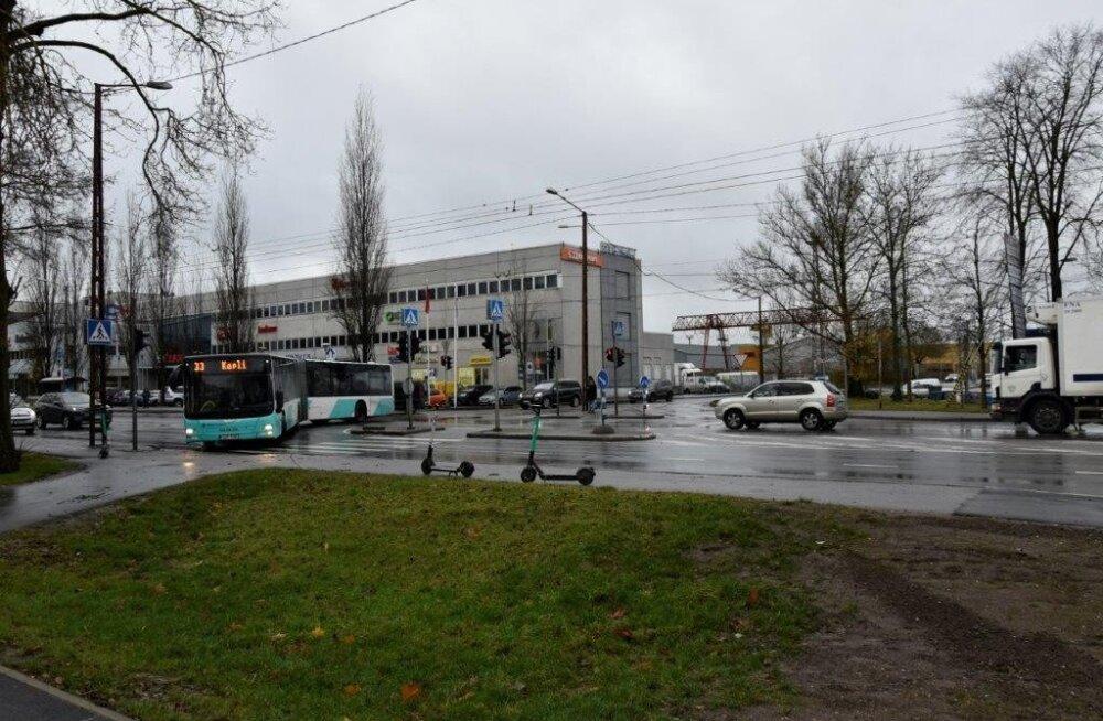 В Таллинне изменится маршрут одной автобусной линии и появятся новые остановки