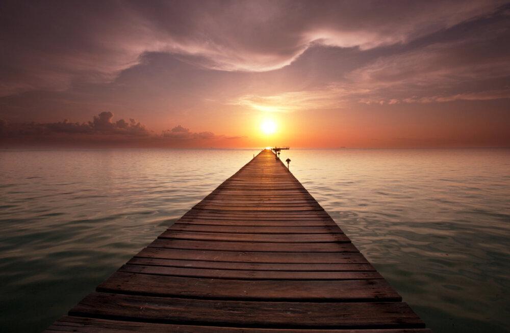 Vaid vaikuses saame puudutada oma hinge