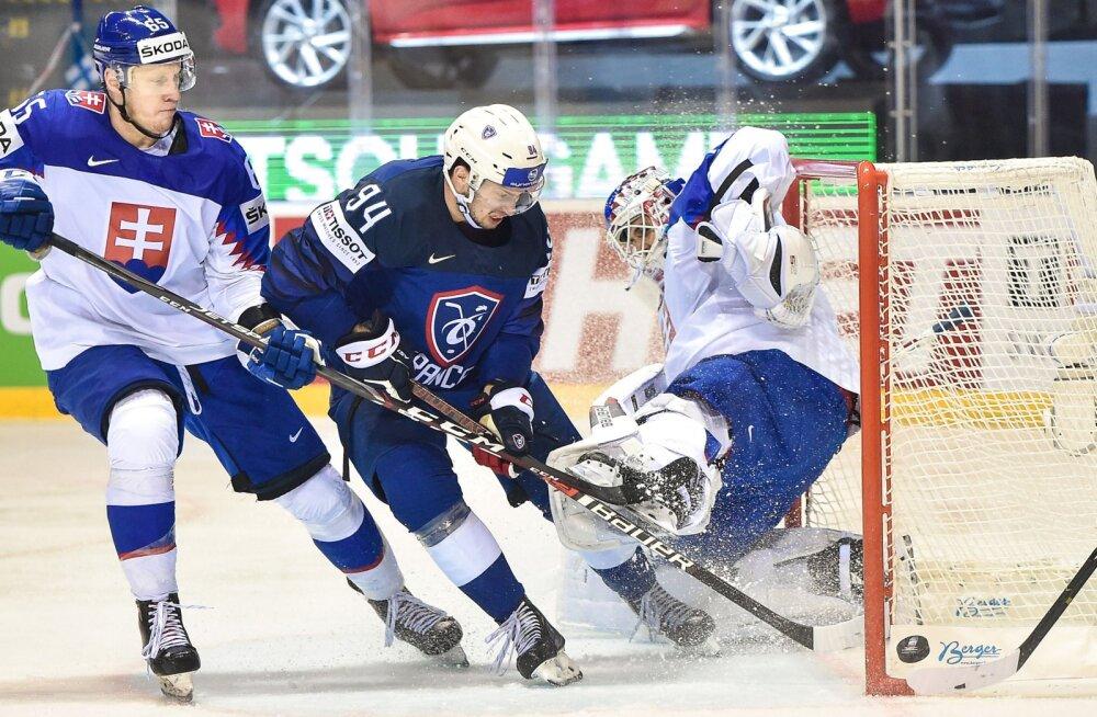 Slovakkia vs Prantsusmaa