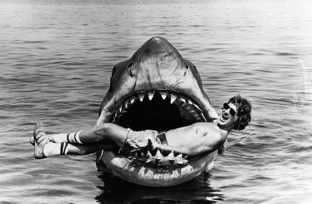 Lõuad, Jaws, 1975, Steven Spielberg,