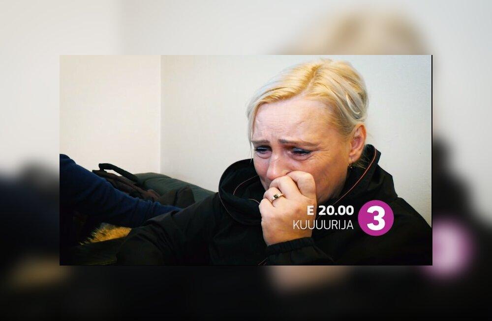 """""""Kuuuurija"""" täna: Katrin Lust toob ekraanile matuseäri pahupoole!"""