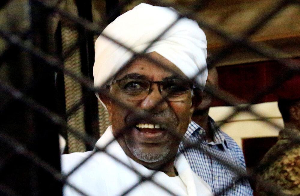 Tagandatud Sudaani juhil oli tuba täis miljonite eurode väärtuses sularaha