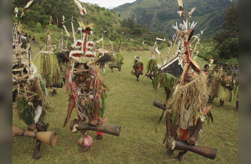 Uus-Guinea rannikul toimus maavärin