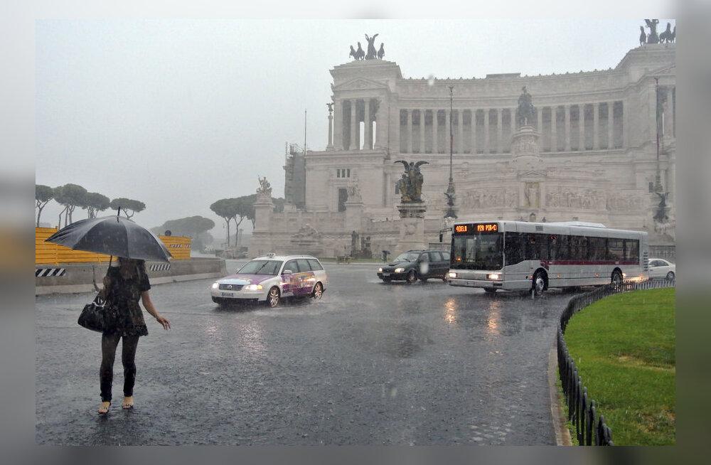 Maailmalinn Rooma: mida teha ja kus olla sügisel
