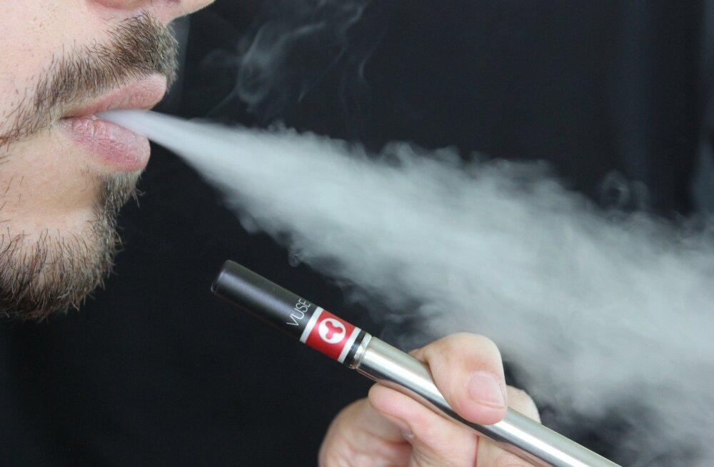 MTA konfiskeeris möödunud aastal 400 liitrit e-sigarettide täitevedelikke