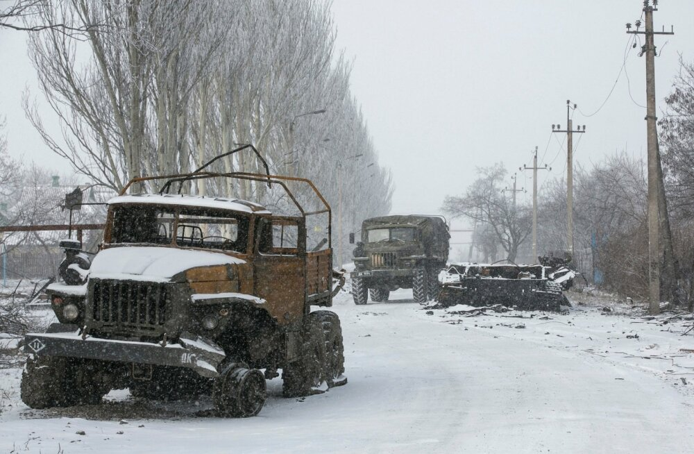 USA süüdistab Venemaad ja separatiste relvarahu rikkumises ja kutsub üles kohe rünnakud peatama