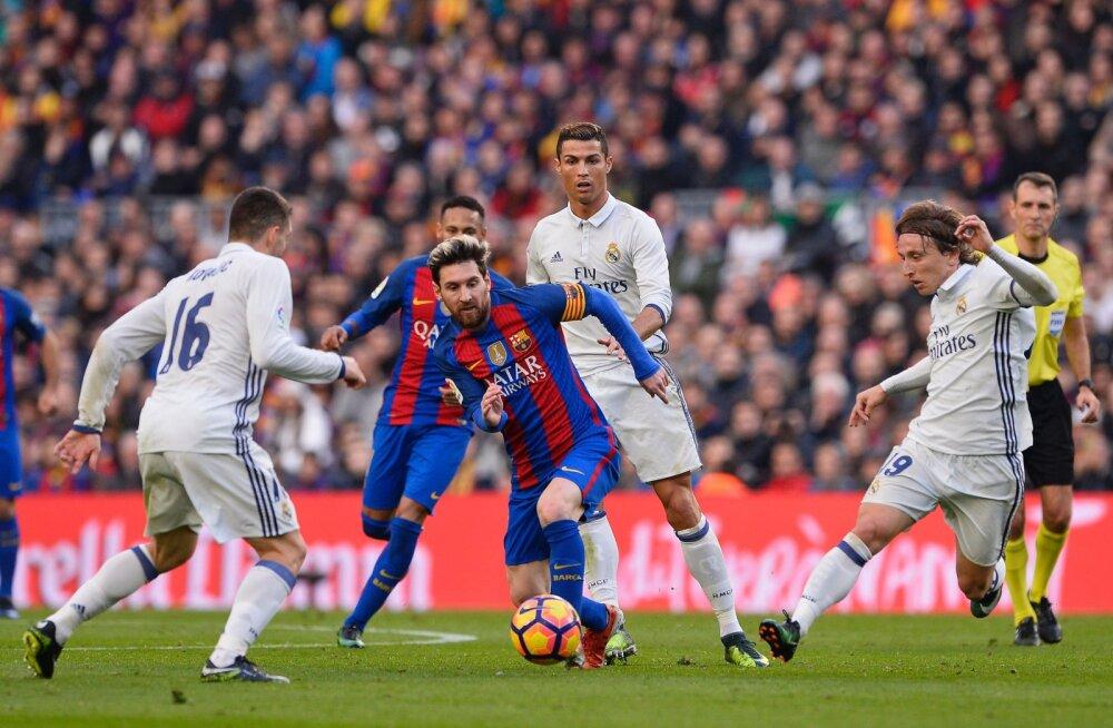 f64d927fd76 Uue hooaja esimene El Clasico toimub Reali jaoks eriti halval ajal ...