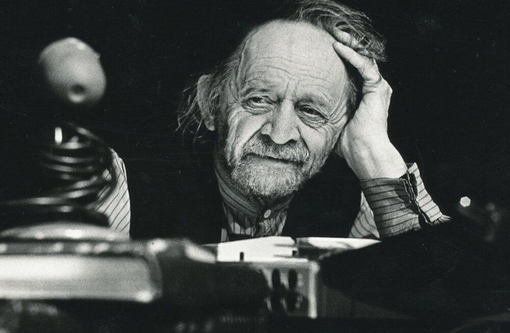 Jüri Järvet – üks viimaseid näitlejaid, keda tundis kogu eesti rahvas