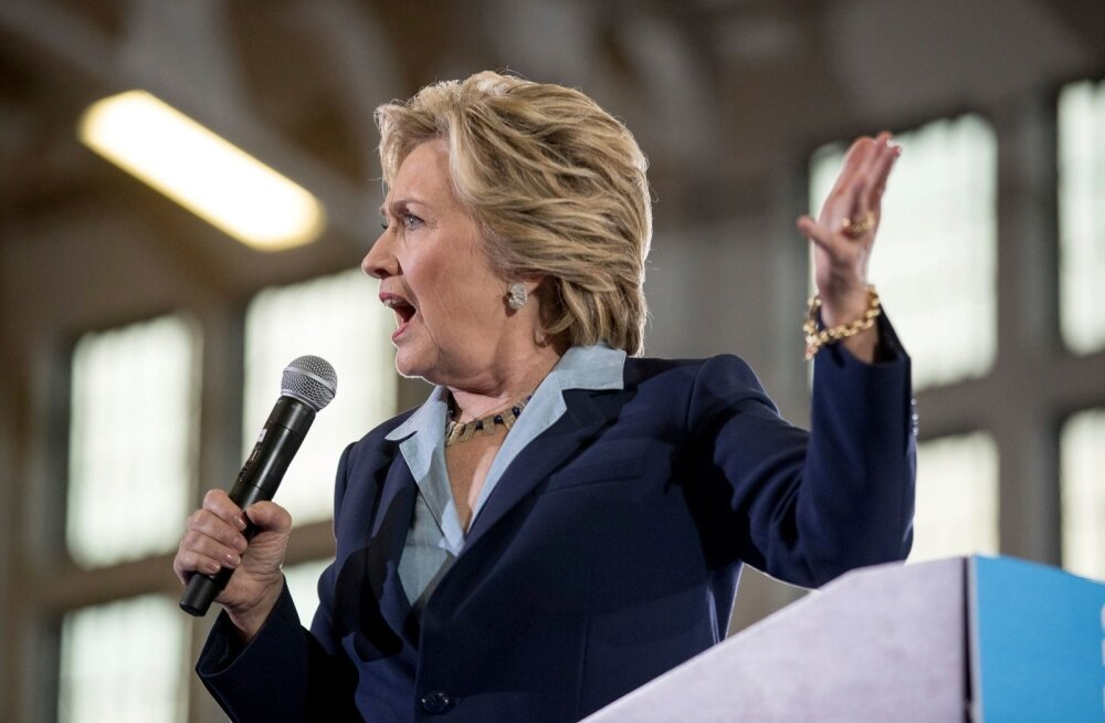 Raport: Hillary Clinton tahtis Julian Assange'i drooniga maha võtta