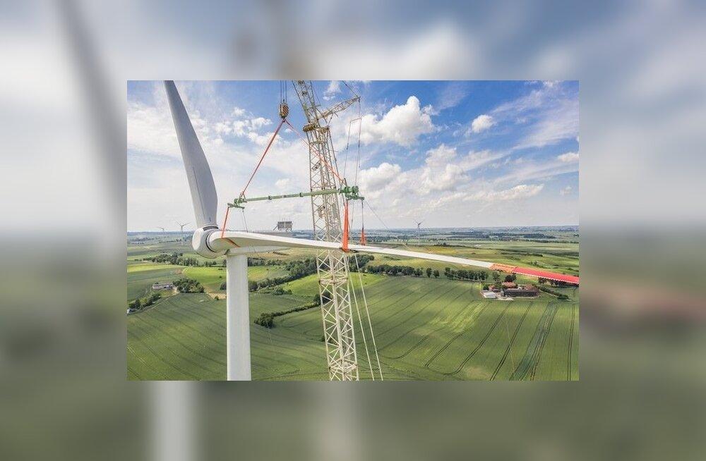 Ingitise tuulepark Poolas