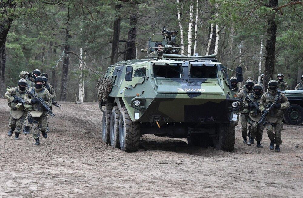 Maaväe ülem: Soome kaalub tõhusamate õhutõrjerakettide hankimist