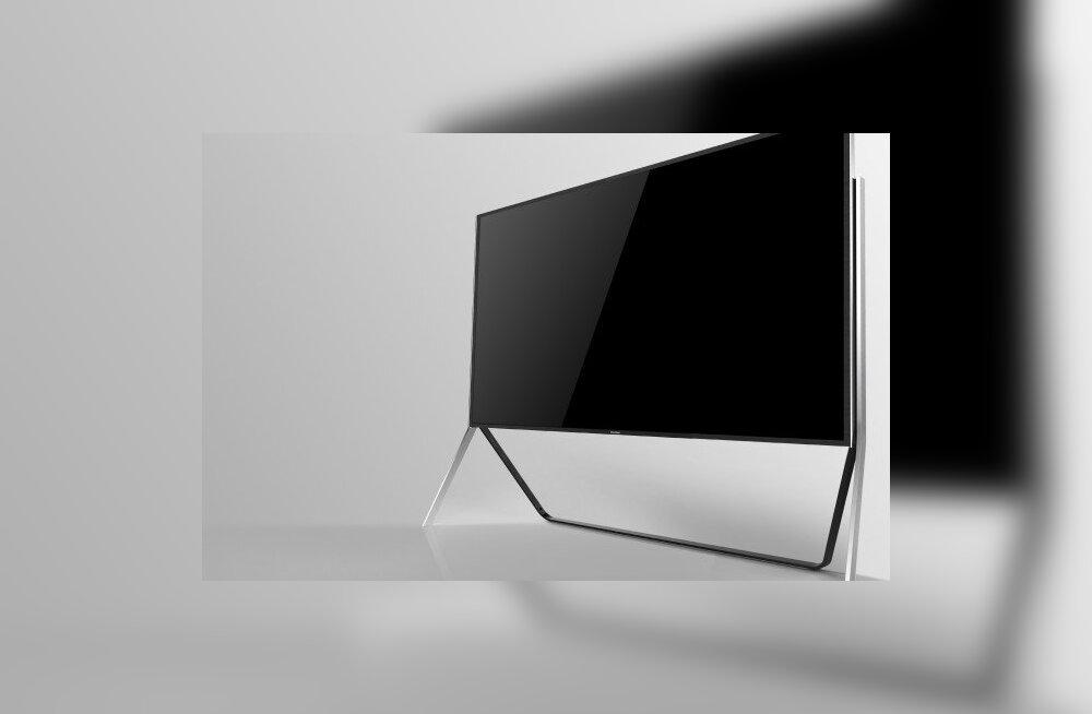Samsungi uus Ultra HD teler muutub nõgusaks ja lameneb vastavalt kasutaja suvale