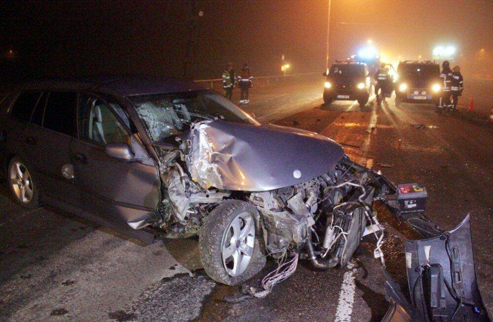 Joobes juhid põhjustavad igal aastal tuhandeid õnnetusi.
