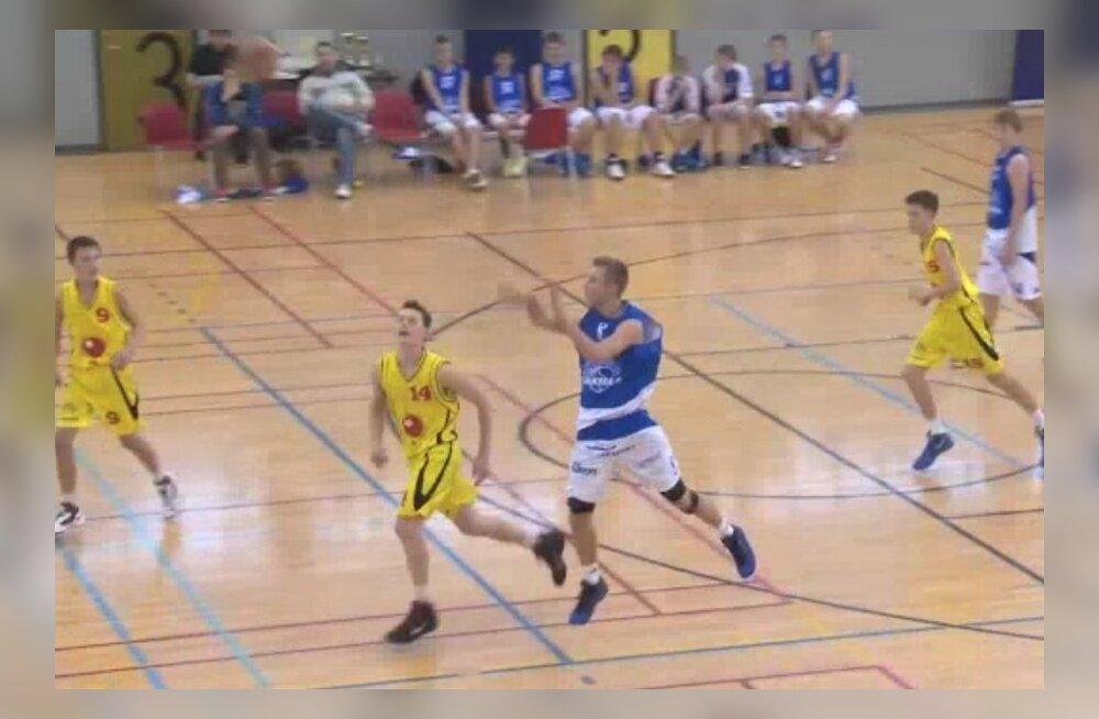 Eesti noorkorvpallur treenib Hispaania tippklubi juures