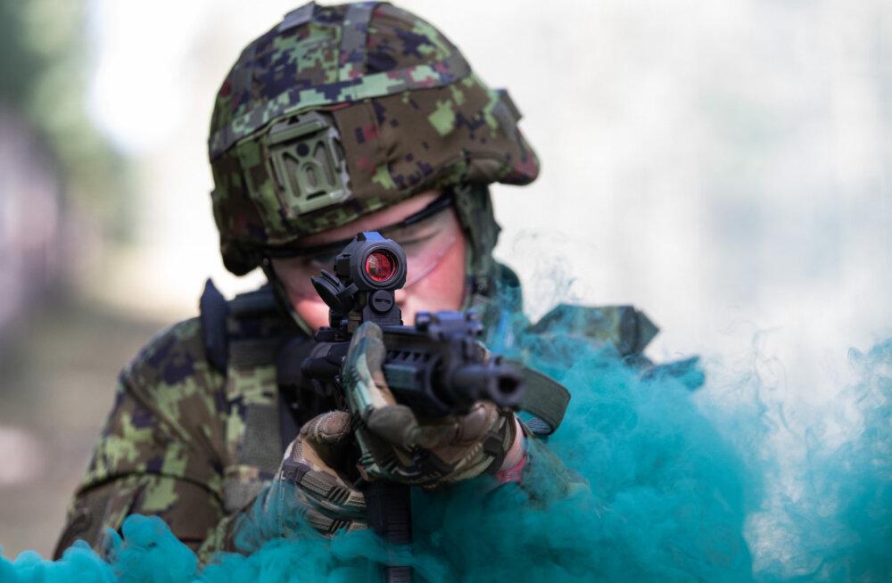R20 Rahe on kohal – kaitsevägi sai ühe parima regulaarväerelva maailmas