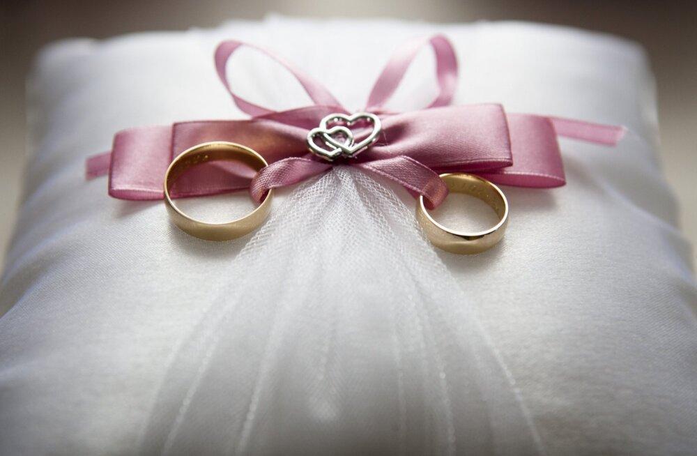 Kas abiellumine üldse mõjutab mingil moel sinu heaolu või õnnetunnet?