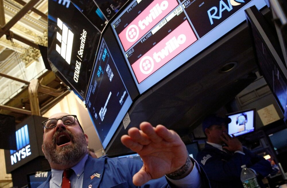 Twilio New Yorgi börsil