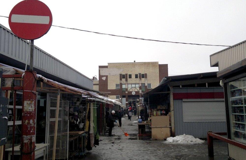Собственник рынка Балтийского вокзала купил Центральный рынок. Что с ним станет?