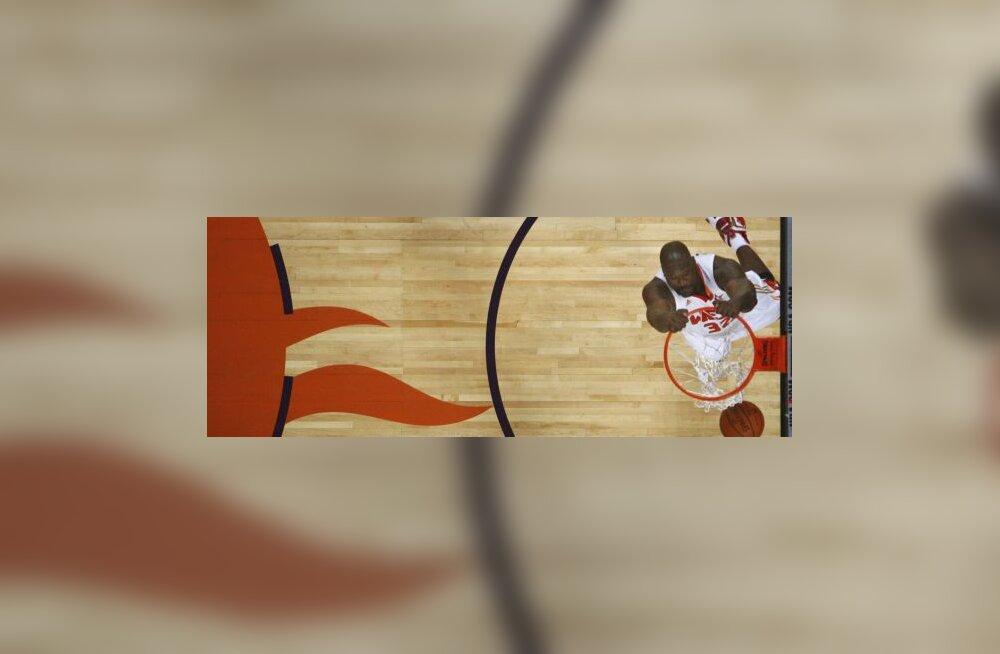Phoenix Sunsi koduväljak, Shaquille O Neal