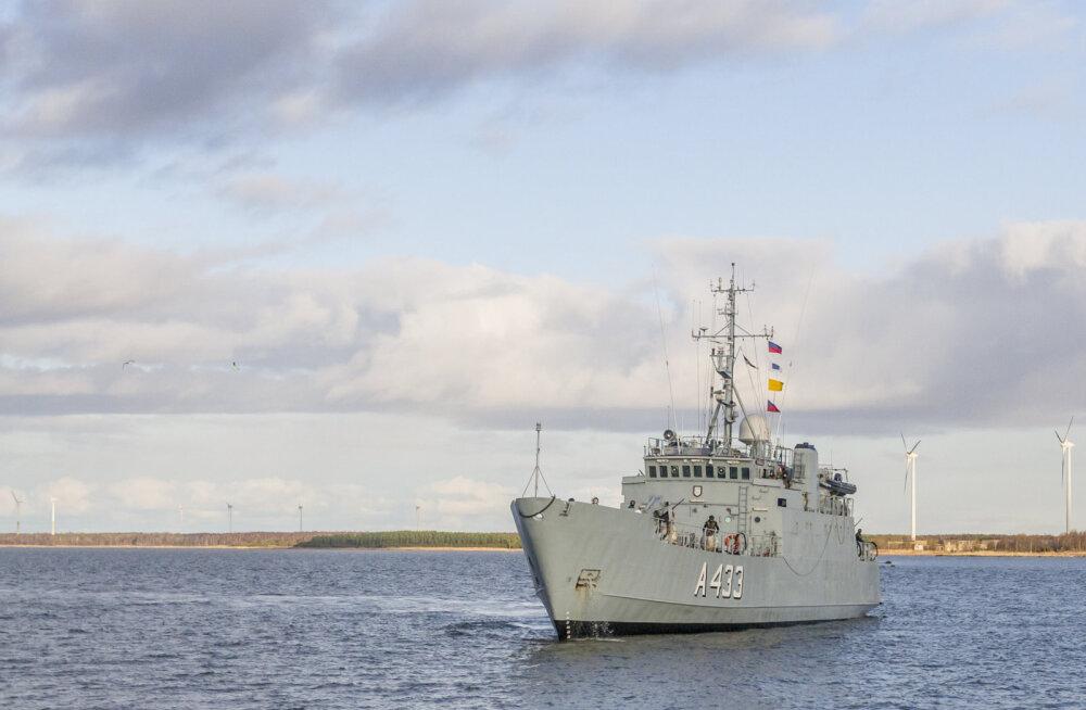Moondamine merel – kuidas laevu vaenlase eest maskeerida?