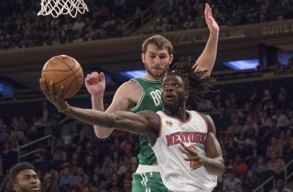 Kristjan Kitsing sai tiimikaaslaseks NBA ja Euroliiga kogemusega senegallase