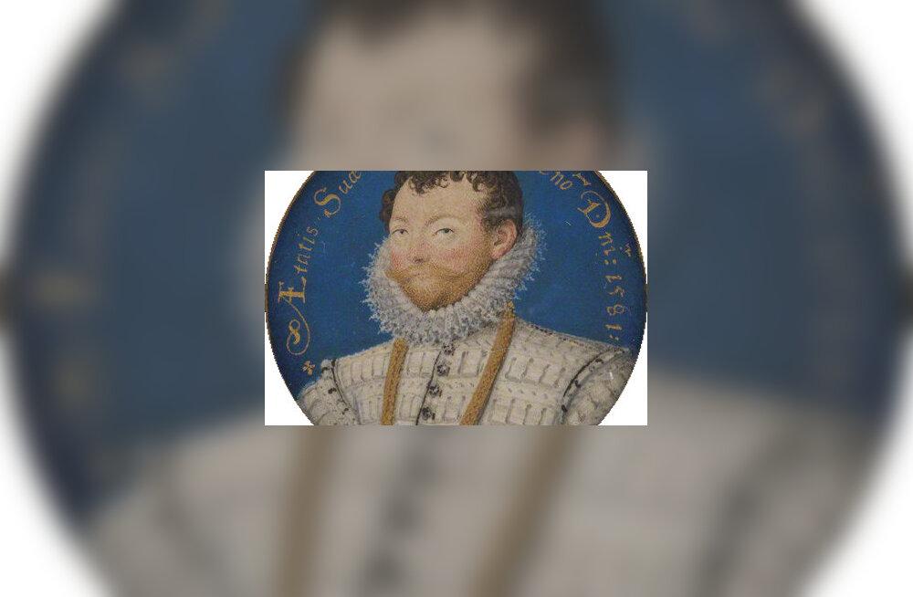Mida teadsid tallinlased sir Francis Drake'ist tema eluajal?