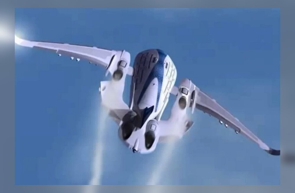 Oscar Viñalsi kontseptsioon lennukist