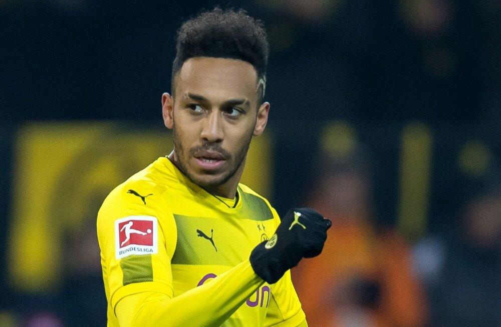 Aubameyang on Dortmundist lahkumas, uus klubi on üllatav