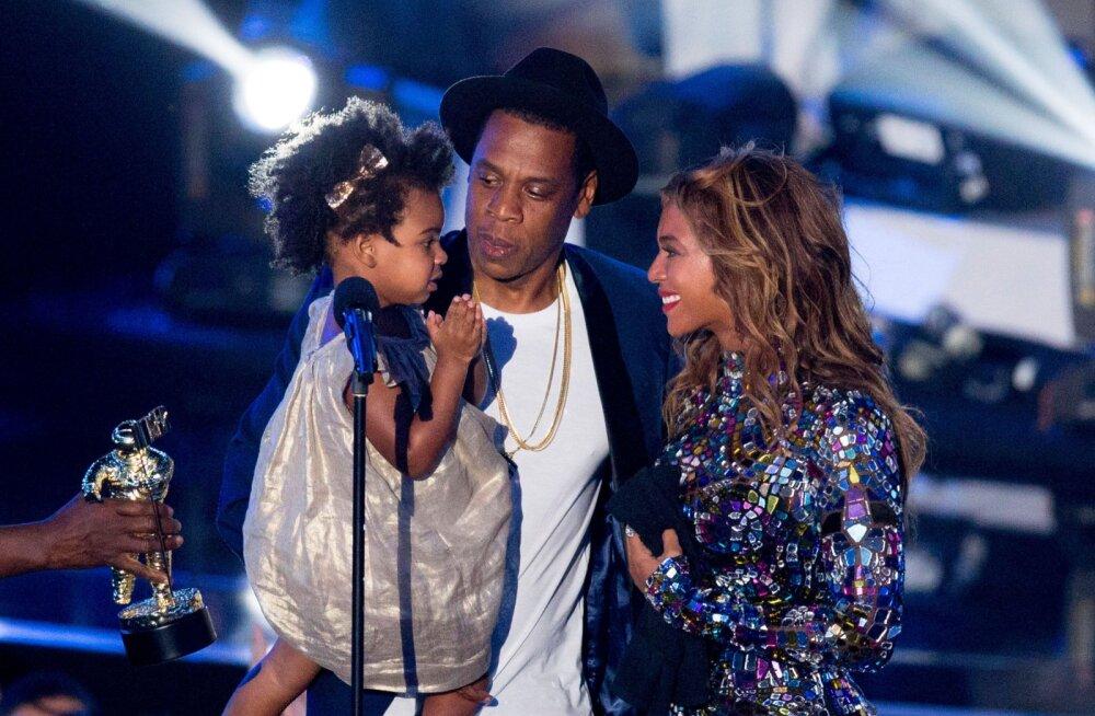 Emalõvi! Beyonce võitleb kohtus oma tütre nime eest