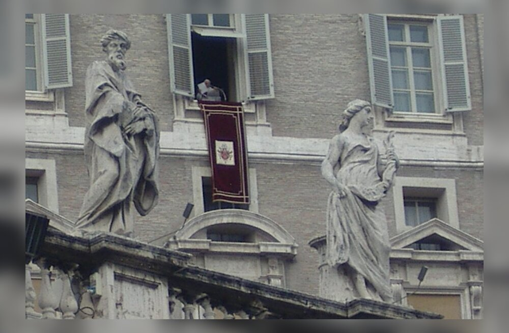 Paavst kuulutas esmakordselt pühakuks indiaanlase