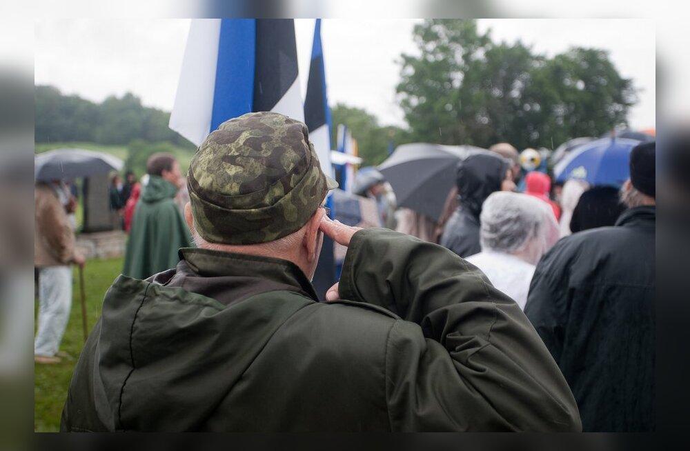 Kui Saksa vägedes võidelnuid ei saadud 20 aastat tunnustatud, siis pole nüüdki tarvis!
