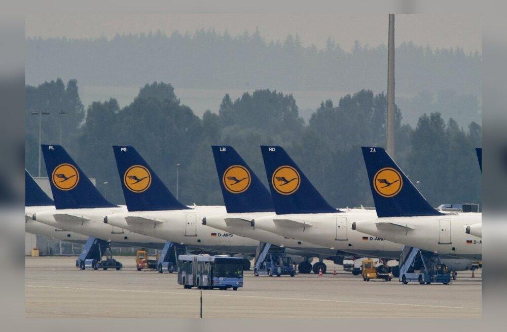 Lufthansa on surmkindel: Euroopasse jääb viis lennufirmat