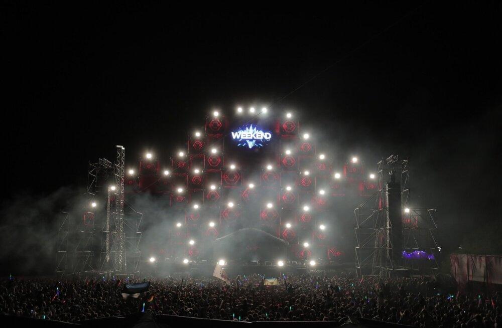 KUULA STIILINÄITEID: DJ-võistlusel heitleb Weekend Festivali lavale pääsemise eest juba 90 plaadikeerutajat!