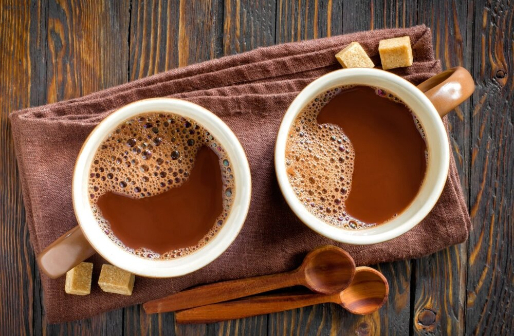 Кофе и шоколад: не вредно, а полезно?