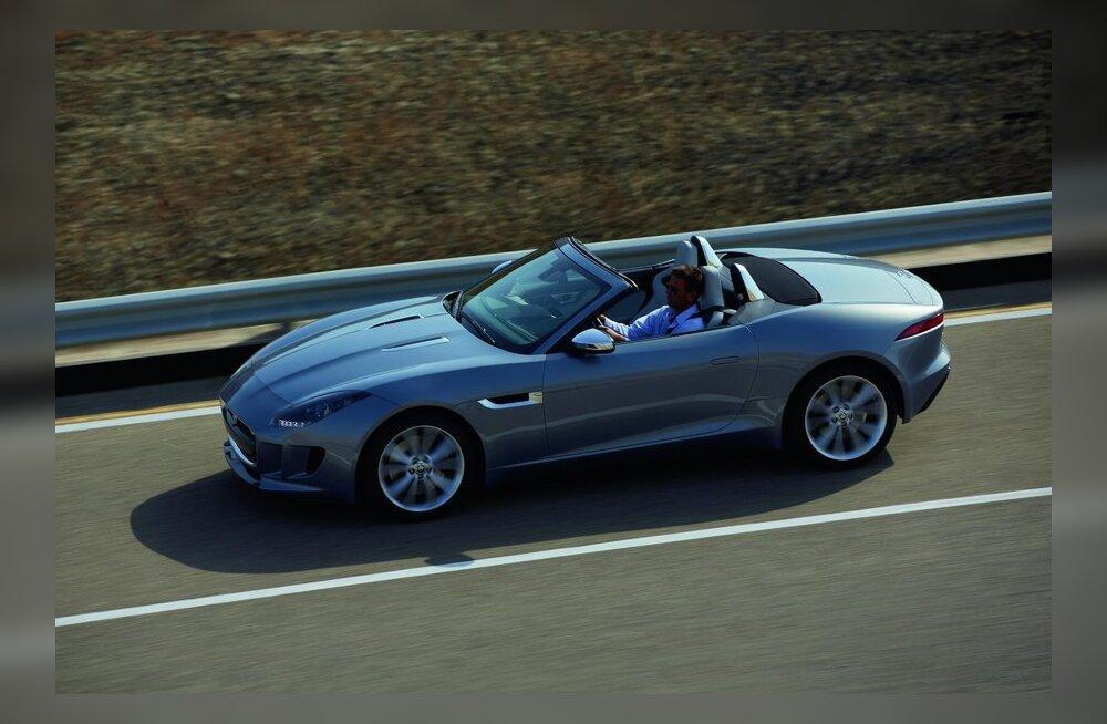 Sõidutest: Jaguar F-Type V6S – lõpuks ometi vääriline konkurent Porsche 911-le