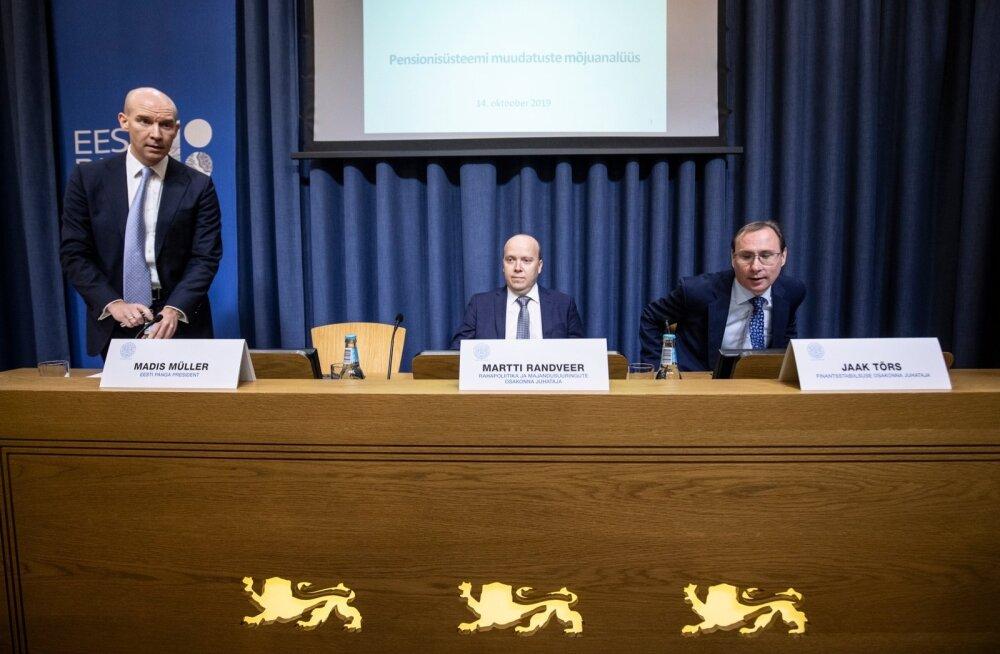 Eesti Panga pressikonverents