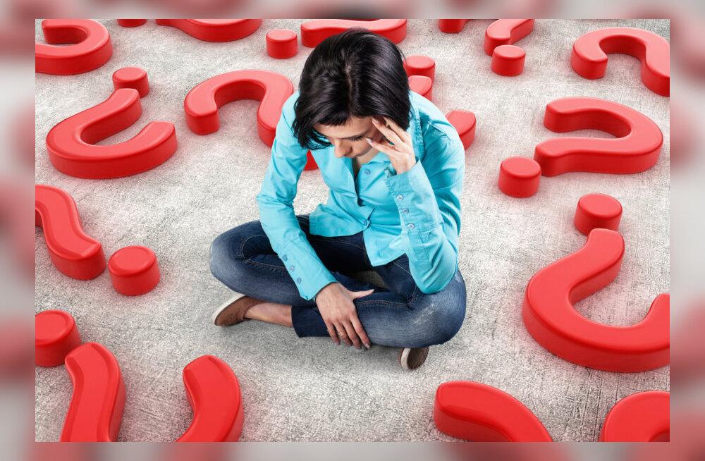 50 küsimust, mis vabastavad su meeled