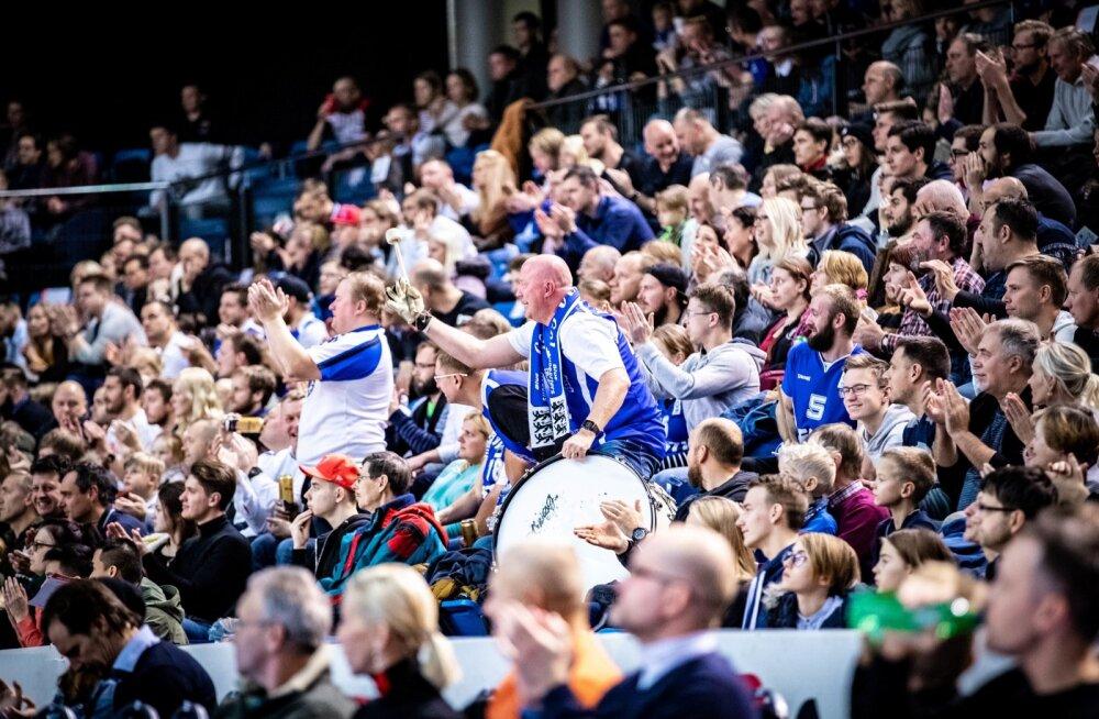 Eesti korvpallikoondise MM-valikmäng Gruusiaga