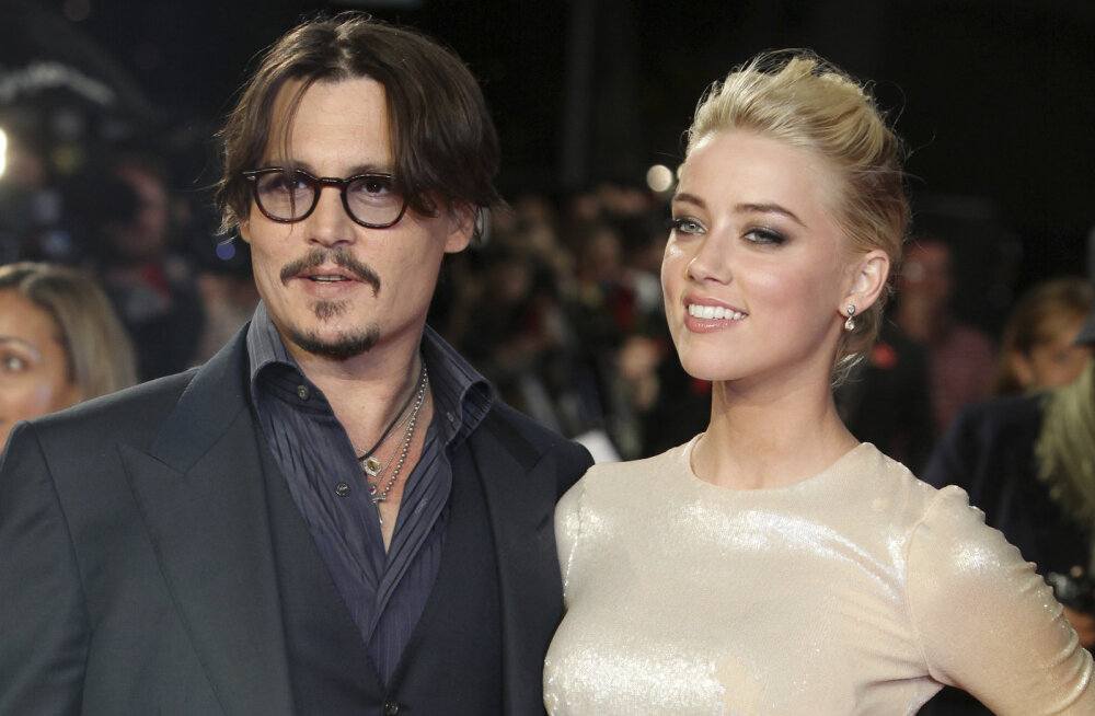 Julm! Johnny Depp nõuab eksnaiselt kahjutasu 50 miljonit dollarit