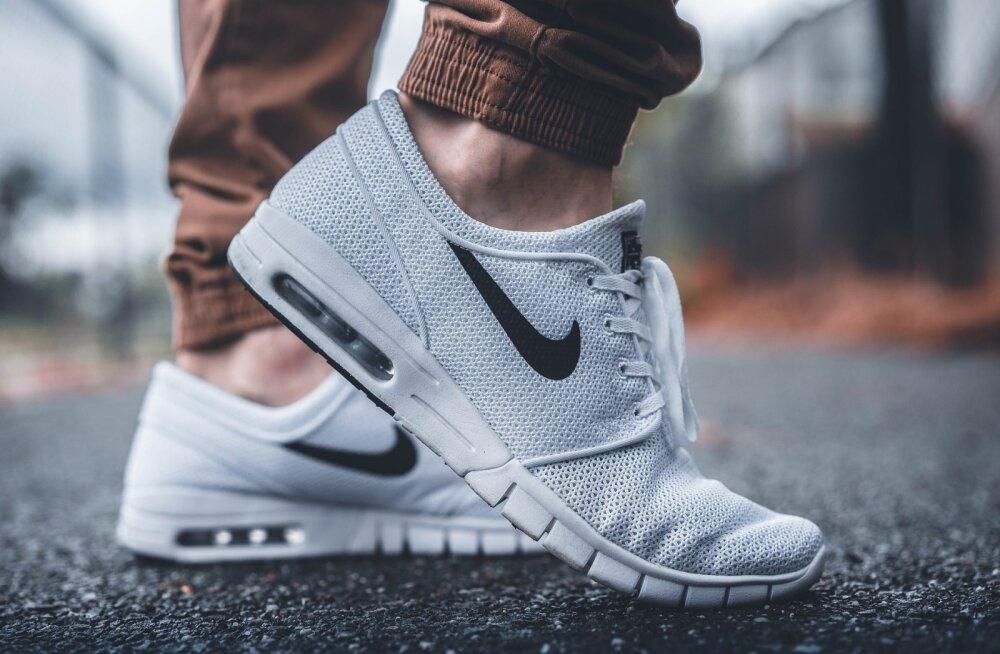 Nike patenteeris süsteemi, mis ühendab jalanõud Ethereumi plokiahelaga