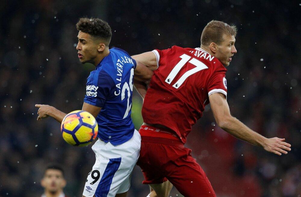 Klavan tegi hea esituse, kuid Liverpool ei suutnud autsaideri vastu hädisest viigist enamat