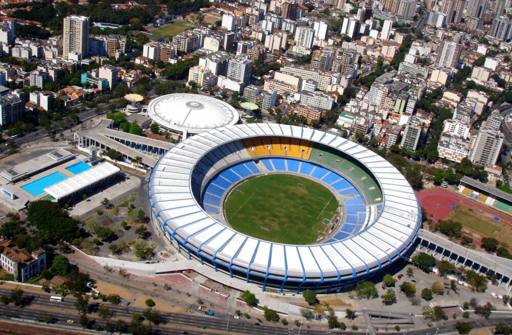 Не сыграем, так посмотрим: Достопримечательности Рио